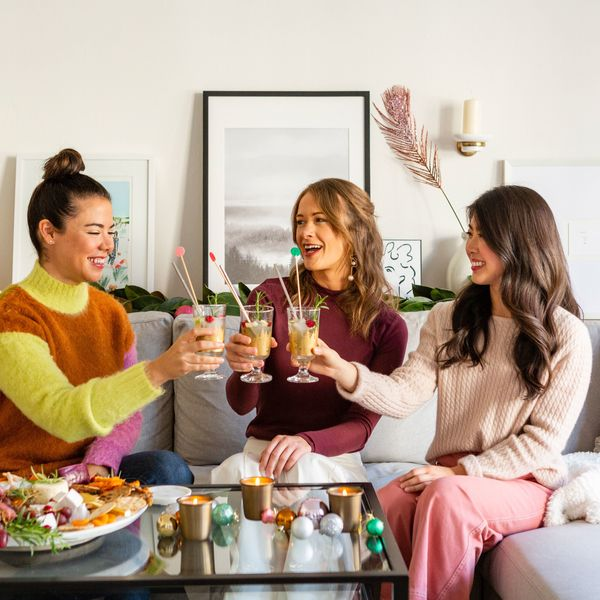 Girls Night Idea! Holiday Gift Exchange with a Self-Care Twist