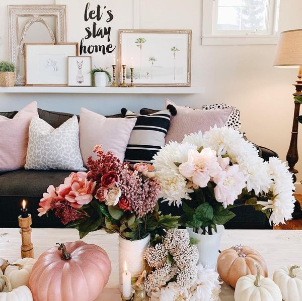 We Scoured The Internet — These Are Our Favorite Decorating Ideas For Fall