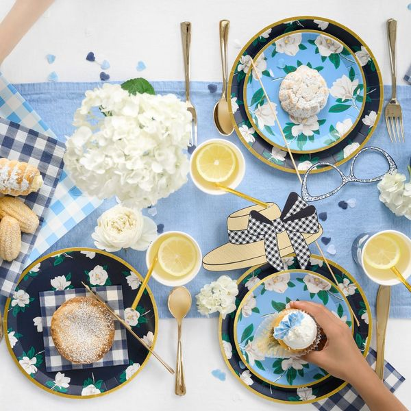 Draper James's Newest Collab With Coterie Was Made For Chic Seasonal Entertaining
