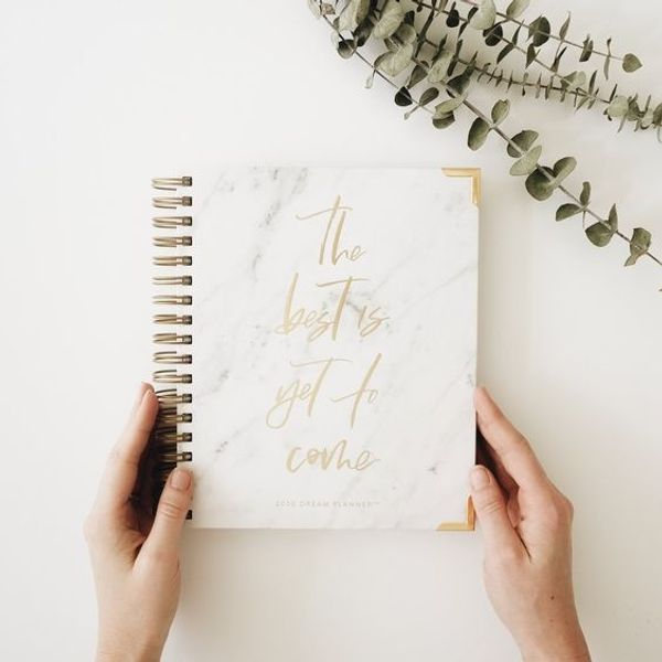 Plan for a Kickass Year With These 2020 Planners