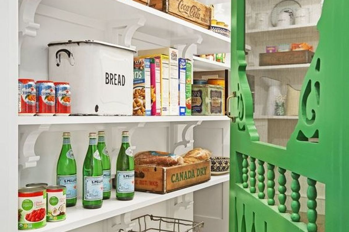 27 Organized Pantries That Are Serious #Goals