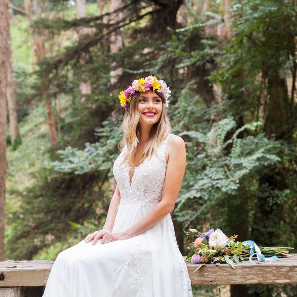 Boho Wedding Dress Styles for Every Season
