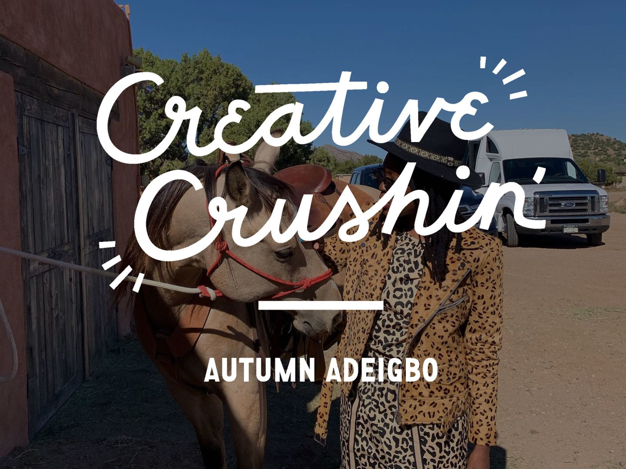 """Designer Autumn Adeigbo's """"More is More"""" Aesthetic is What Pattern Dreams Are Made Of"""