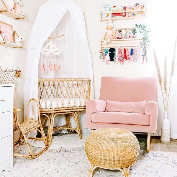 23 Adorable Nurseries Both Mama and Baby Will Love