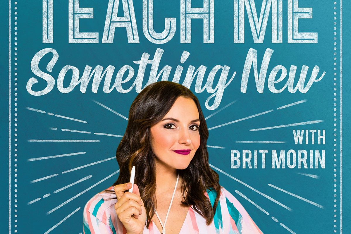 Introducing Our New Podcast, Teach Me Something New!