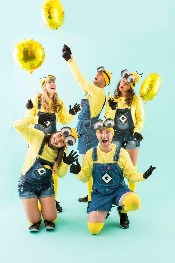 4 People Halloween Costumes.71 Winning Group Halloween Costume Ideas Brit Co