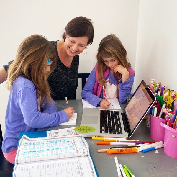 How My Kids Are Schooling Me About Distance Learning
