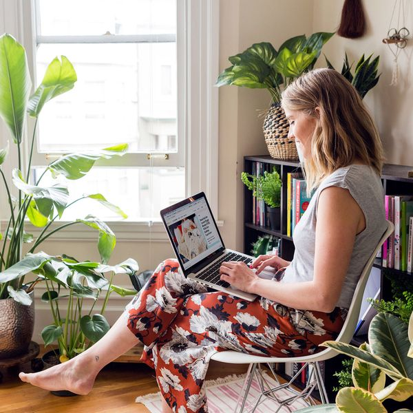 12 WFH Tips That'll Keep You Productive *and* Less Stressed
