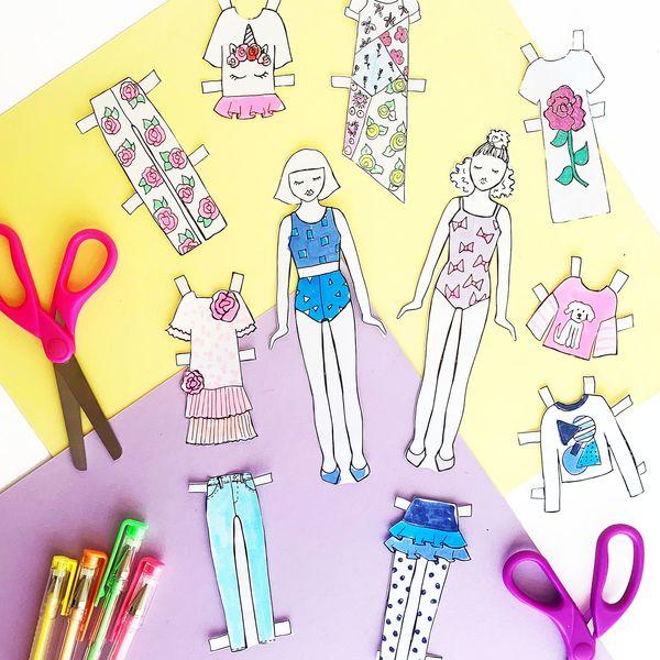 5 Offline Coloring Activities for Tween Girls