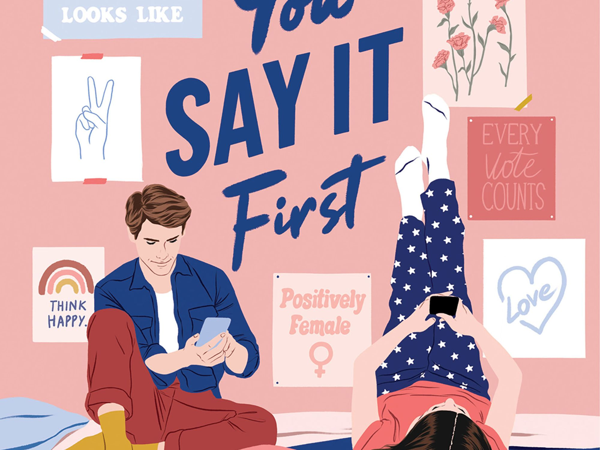 Why This YA Author is All About Feminist Love Stories + Embracing the Weird