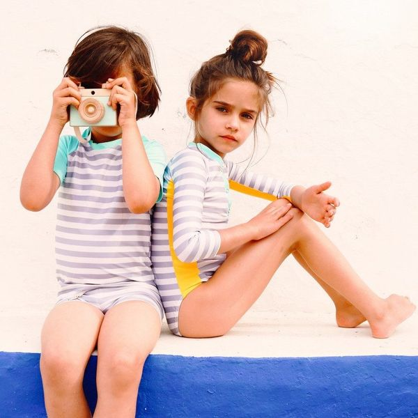 The Cutest Swimsuits for Kids from 8 Sustainable Brands