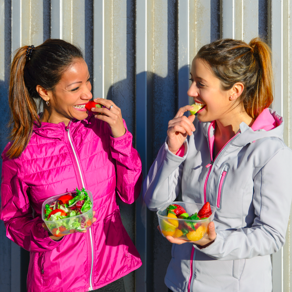 Healthy foods for working out
