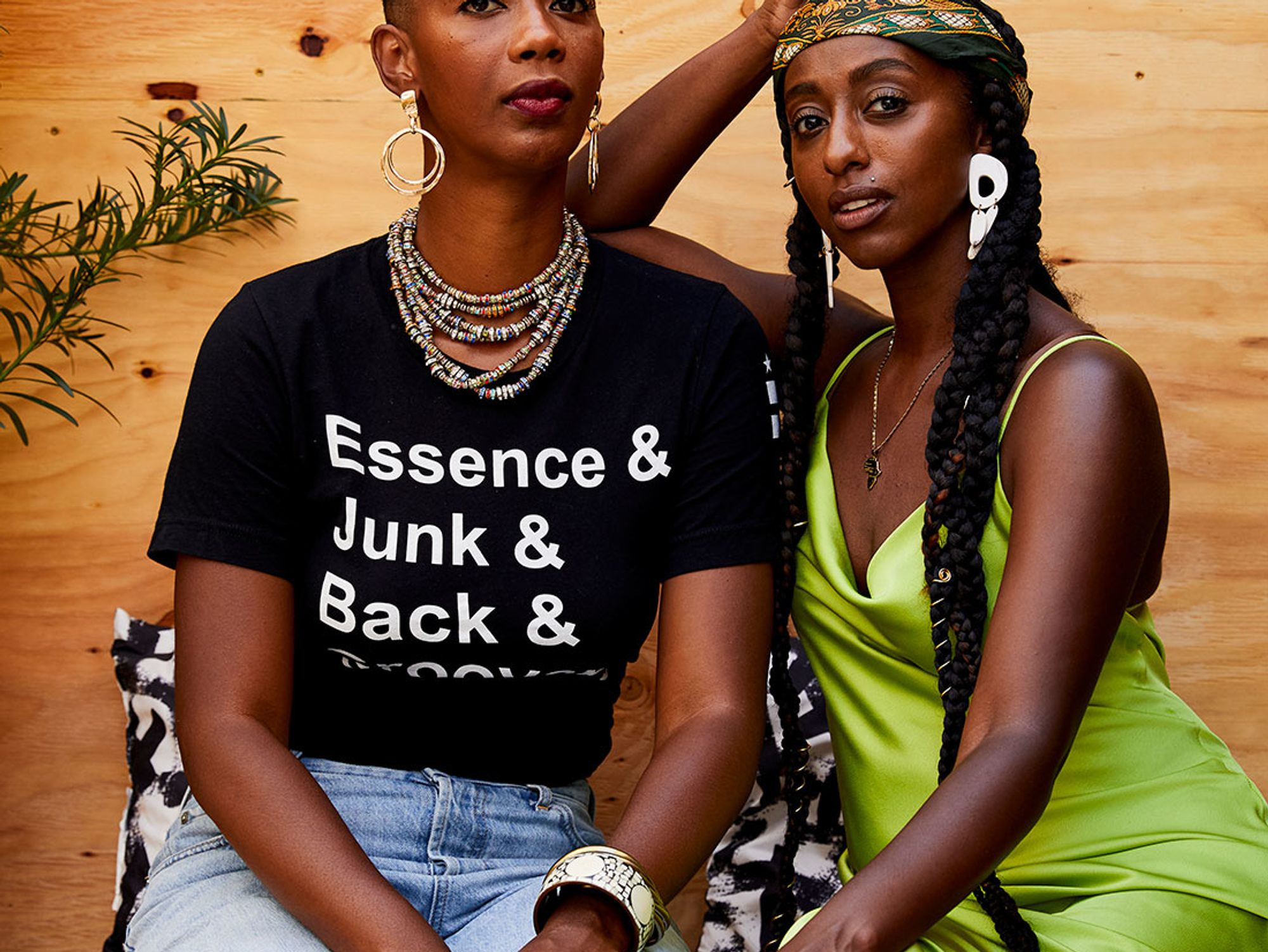 Blk Girls Green House is About Growth, Activism and, Yes, Plant Lady Goals