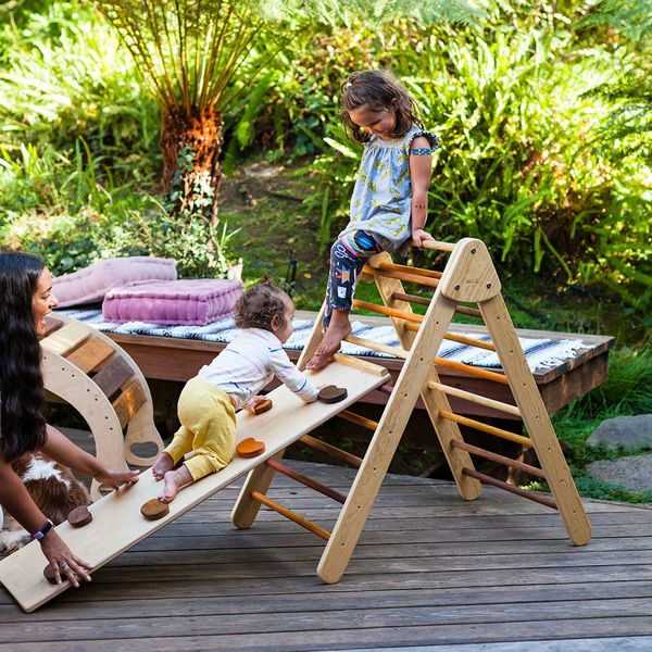 These Indoor/Outdoor Play Toys Keep Your Littles Active All Year Round