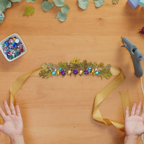 Fall's Version of the Flower Crown is Here—Here's How to DIY It