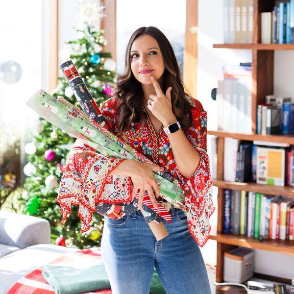 Brit Morin Holiday Gift Wrap