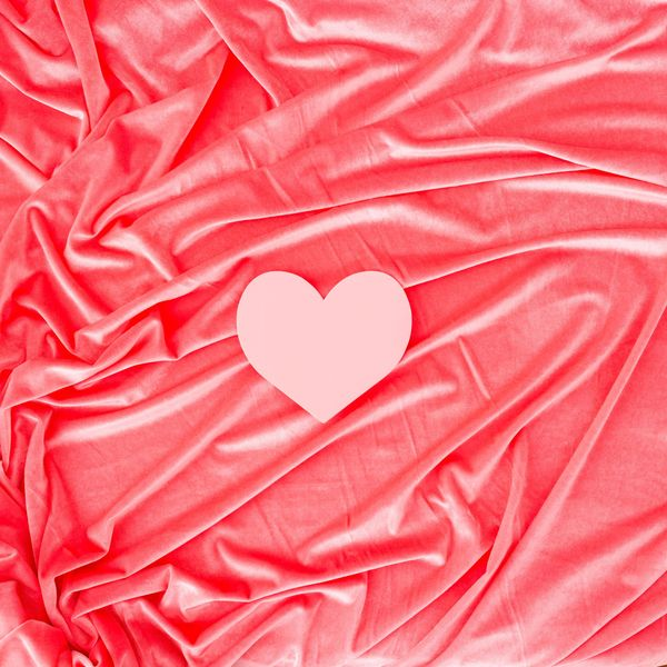 Valentine's Day Questions Pink Heart