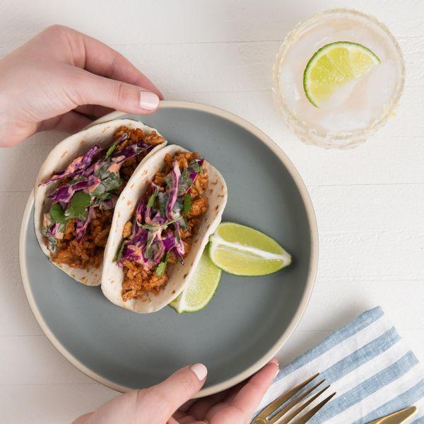 BBQ Chicken Tacos Recipe For Taco Tuesday