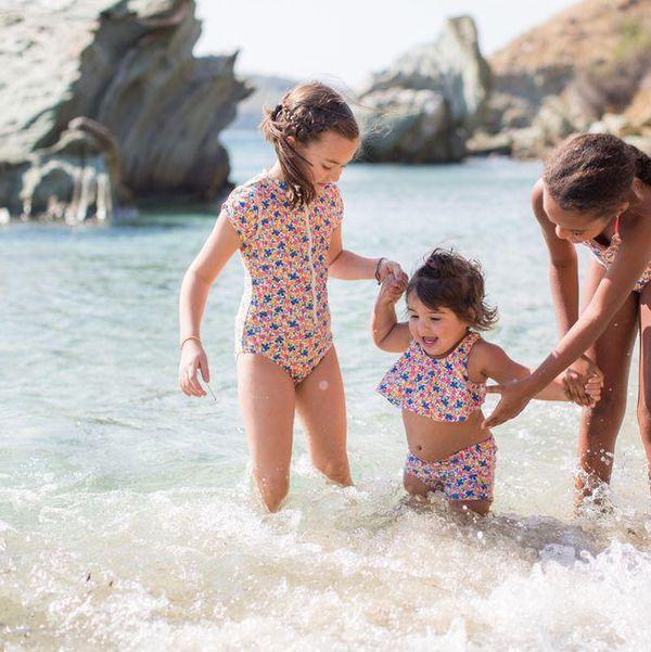 cutest kids swimsuits