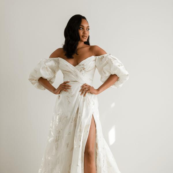 wedding dresses summer wedding trends