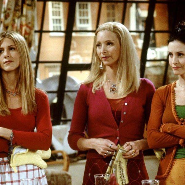 friends outfits monica geller rachel green phoebe buffay fashion