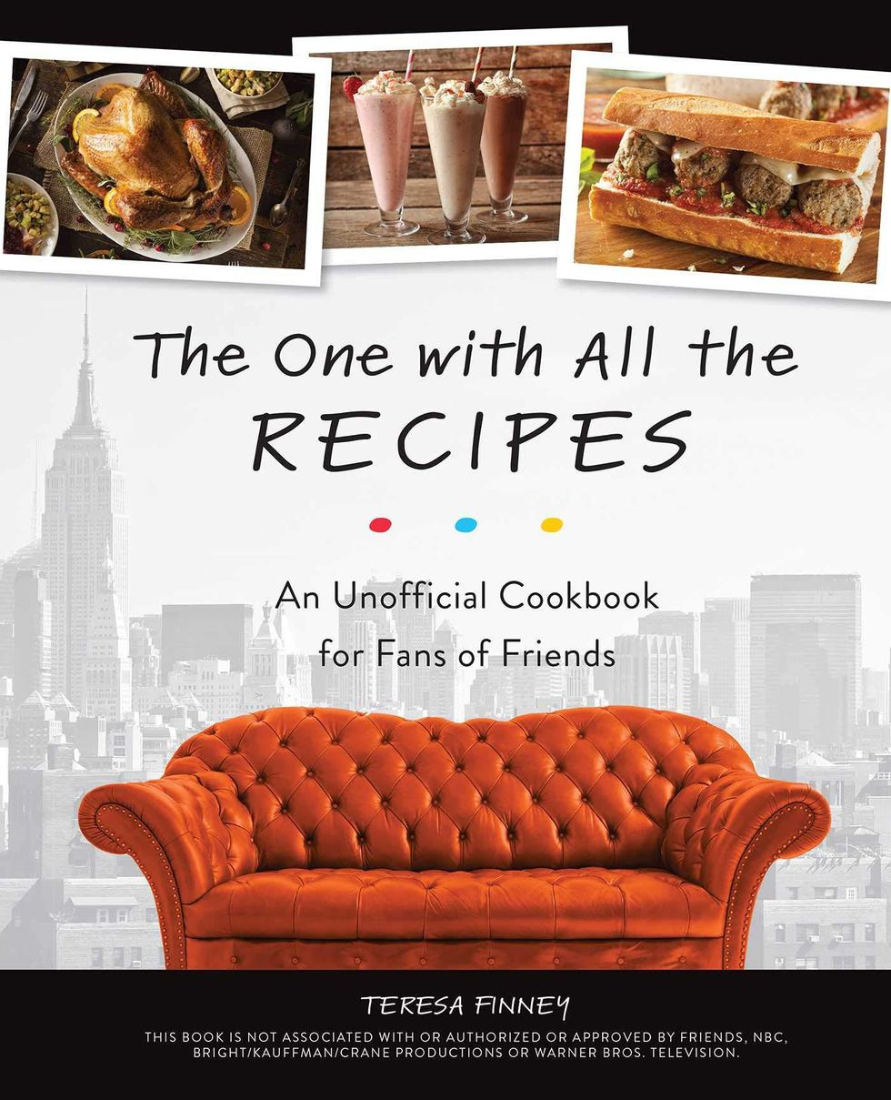 friends cookbook graduation gifts