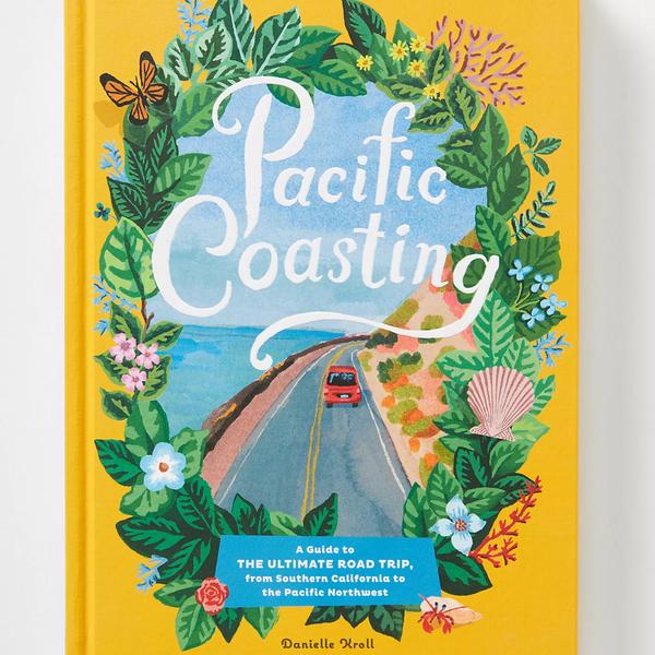 pacific coast road trip book