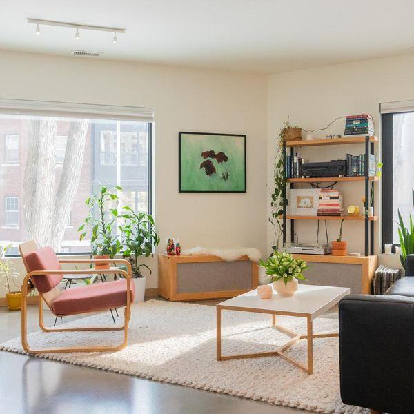 studio apartment hacks to make it feel bigger