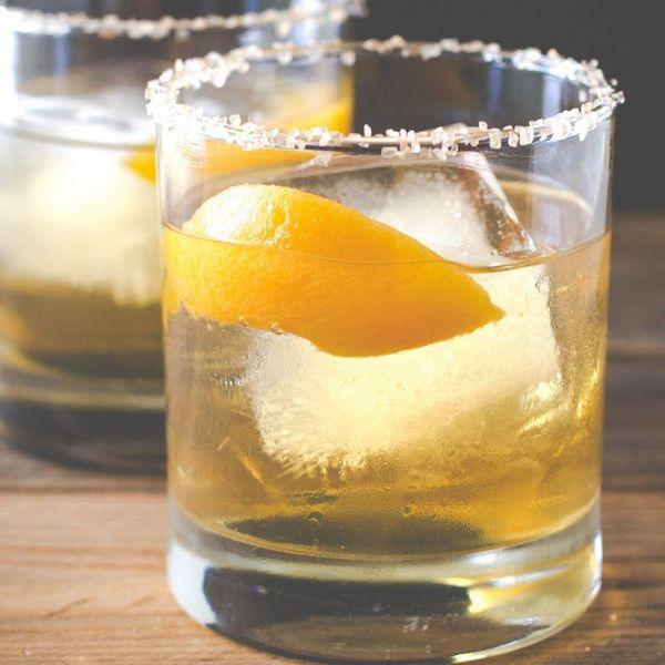 diy peach cocktail recipes