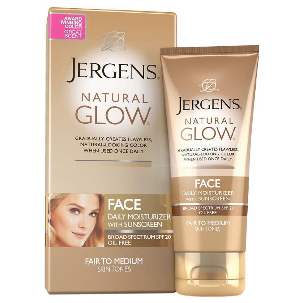 Jergens Natural Glow Daily Facial Moisturizer