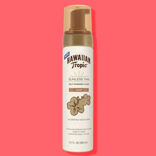 Hawaiian Tropic Sunless Tan Dark Foam