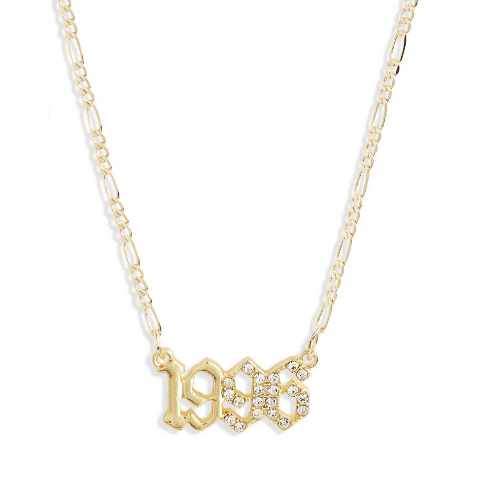 BP. Figaro Year Necklace