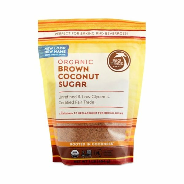Image to help answer what is coconut sugar