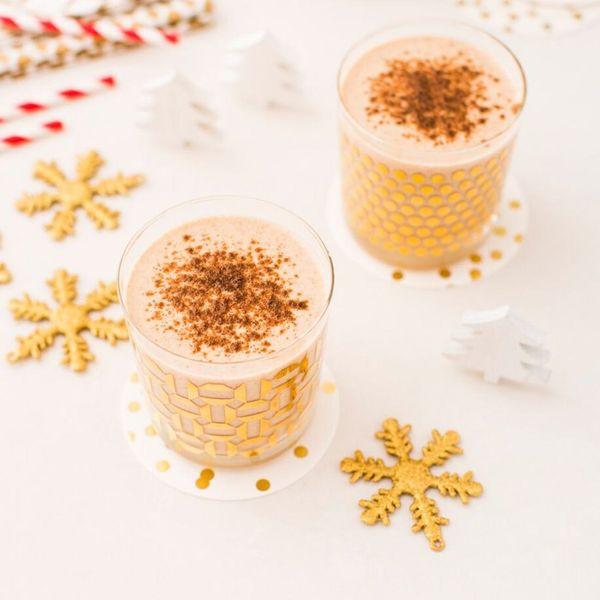 How to Make Healthyish Vegan Eggnog for the Holidays