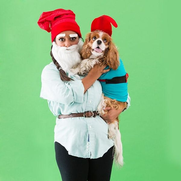 4 Funny DIY Dog and Dog Owner Costumes