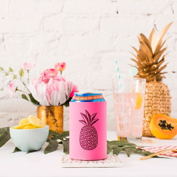 Warm Up Your New Home With a Tropical Soirée