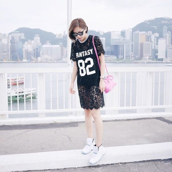 7 #OOTDs for the Week: How to Rock Sports Chic All Summer Long