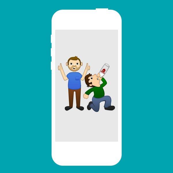 Download Bromoji, a Brand-New Set of Bro-Inspired Emoji