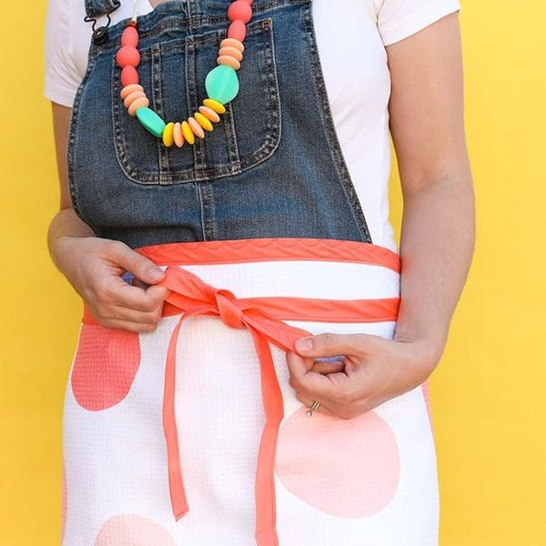 10 Aprons to DIY for Your Inner Top Chef