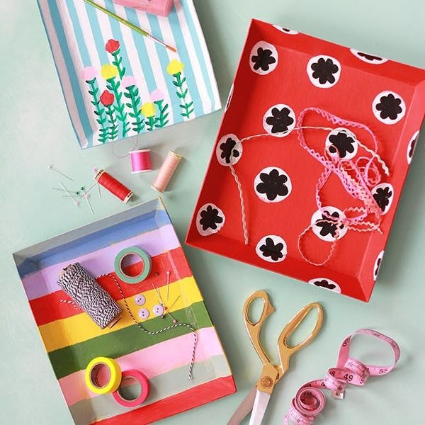 11 Colorful Storage DIYs to KonMari Your Life