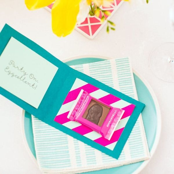 Make These Easter Brunch Place Cards in Under 5 Minutes