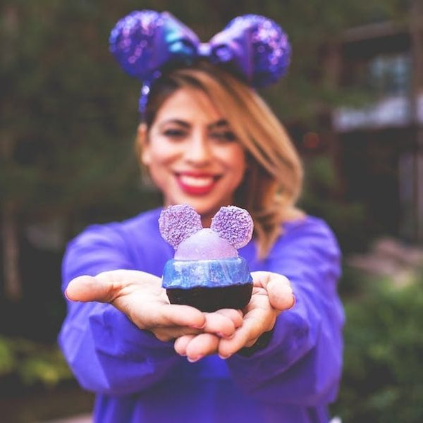 All the Gorgeously Delicious Purple Treats You Can Get Now at Disney Parks