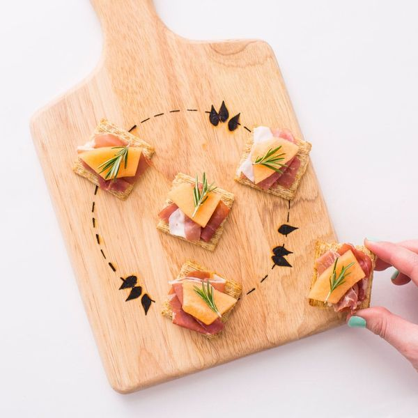 3 Creative Ways to Make a Wood-Burnt Serving Board