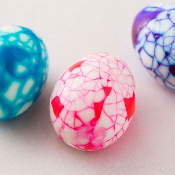 How to Make the Prettiest Hard Boiled Eggs Ever