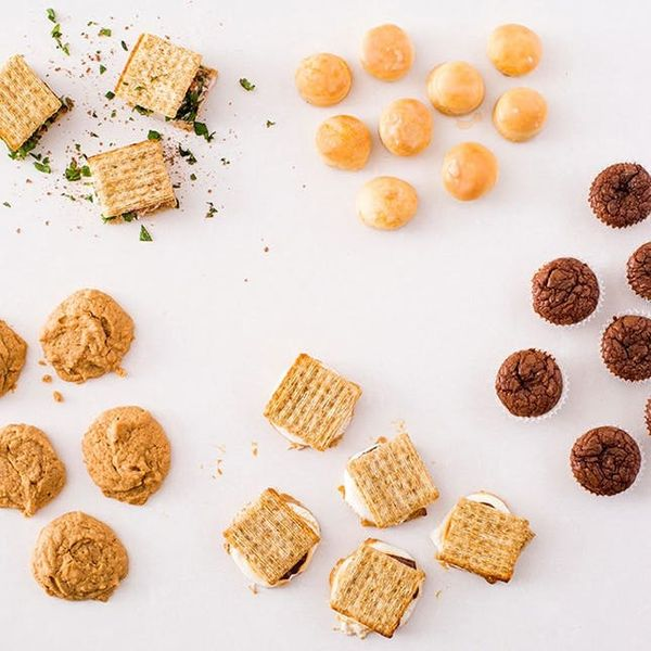 5 Mini Dessert Recipes, Made Using 4 Ingredients!