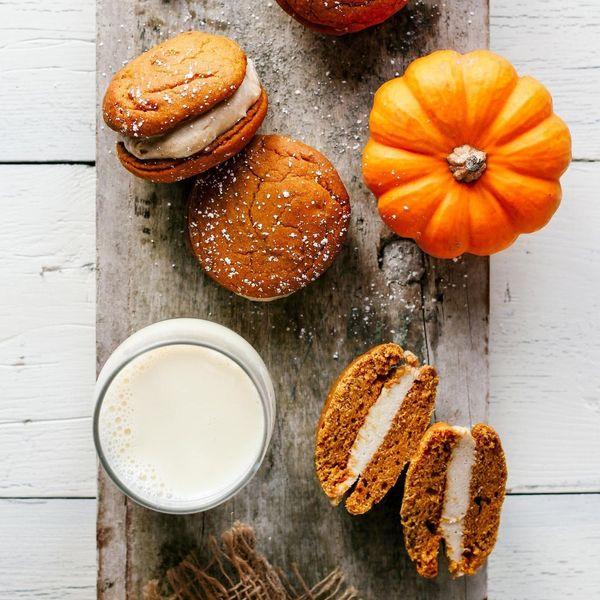 12 Pumpkin Cookie Recipes to Bake This Weekend