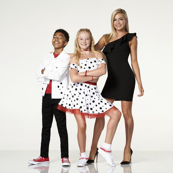 Meet the Cast of 'Dancing With the Stars: Juniors'!