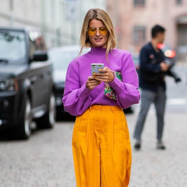 10 Fashion Rules to Break This Fall