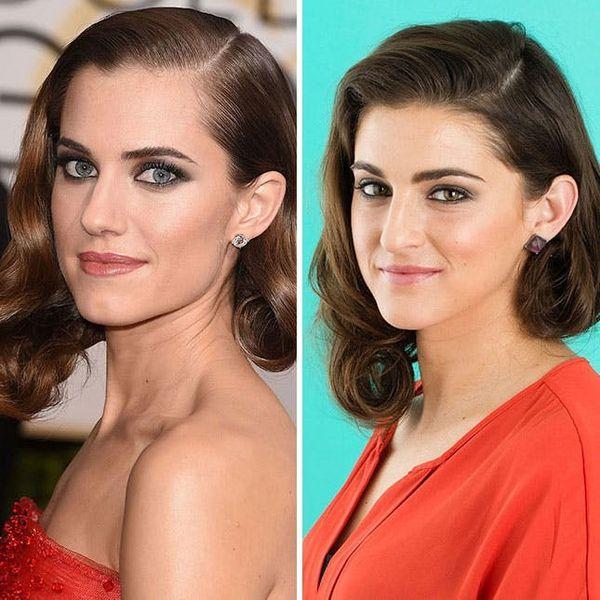 Get Allison Williams' Golden Globes Hair in 4 Steps