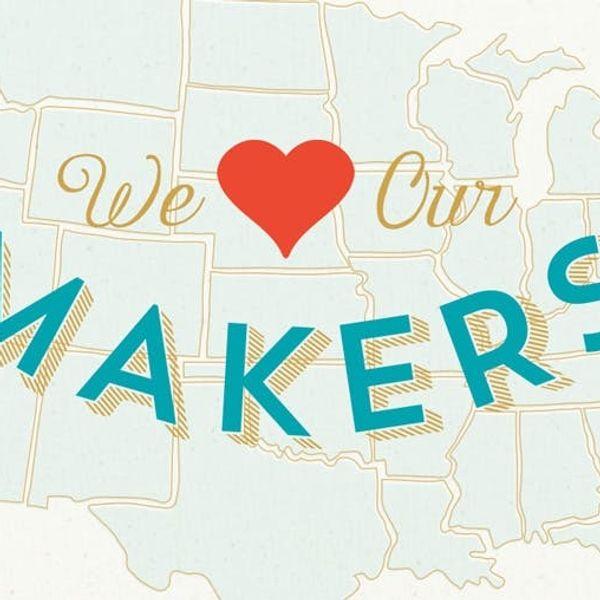 Happy Makers Monday!
